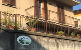 B&B Rufhouse - ESTERNO - Lovere - Lago Iseo