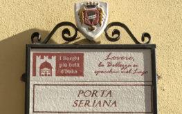 Lovere - Borgo - Porta Seriana - Lago Iseo