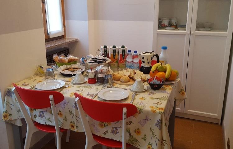 Rufhouse - La Collina - Cucina